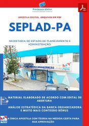 Apostila SEPLAD PA Arquitetura Prova 2021