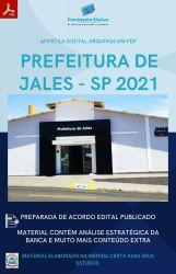 Apostila Prefeitura Jales SP Professor Educação Física Prova 2021