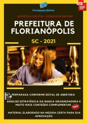 Apostila Pref Florianópolis SC Supervisor Escolar Ano 2021