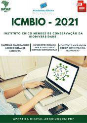 Apostila ICMBIO Analista Ambiental Ano 2021