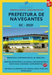 Apostila Pref Navegantes SC Secretário Escolar Ano 2021