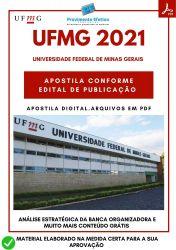 Apostila UFMG Assistente Administração Prova 2021