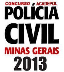 Apostila Polícia Civil MG - PERITO CRIMINAL.